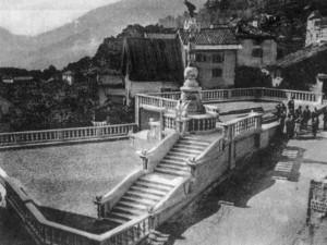 1930 - Veduta del monumento
