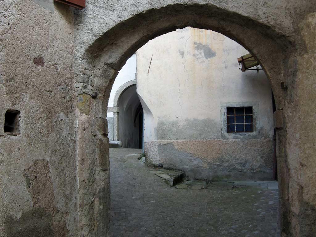 Case antiche for Planimetrie della casa antica