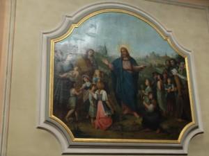 "Paliotto ligneo ""Gesù a Emmaus"""