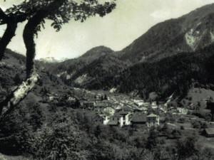 Veduta di Treppo da Zenodis