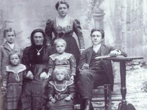 Foto Famiglia Cortolezzis