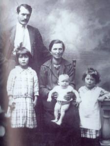 Foto della Famiglia di Giovanni Cusina