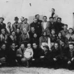 """1935 – debutto del coro diretto da Bruno De Cillia """"di Battistin"""""""