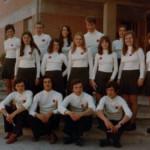 1974 Coro e musicisti a Majano invitati da don Giuseppe Ribis