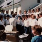 1979 - Esibizione in Austria