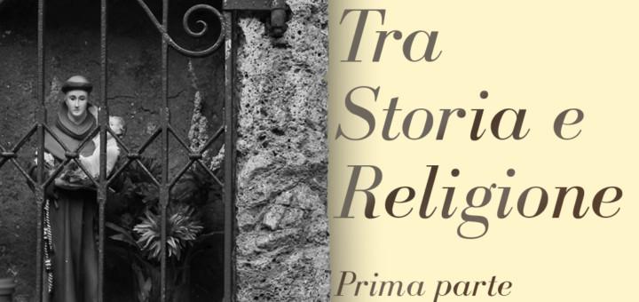 Storia e religione (prima parte)