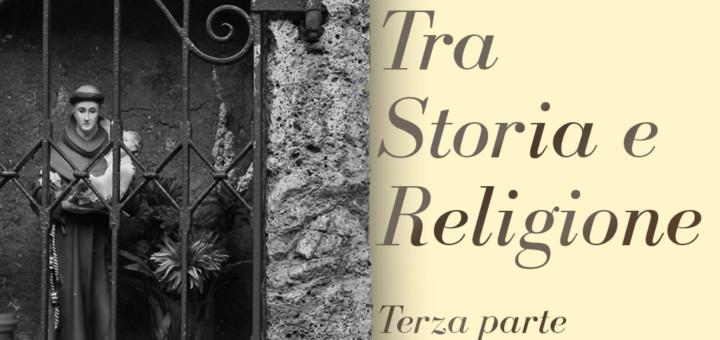 Storia e religione (terza parte)