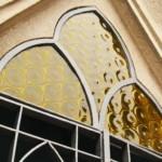 Le rifiniture in vetro lavorato
