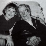 Padova 1988 - Caterina assieme alla sua nipotina Anna
