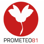 """Il nuovo logo rappresentato dalla falena stilizzata """"moltitudo"""""""