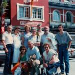 Luglio 1987-Hermagor: gemellaggio con i donatori carinziani