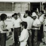 Anni '80-Donatori di Treppo e Ligosullo