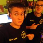 Le magliette dello staff