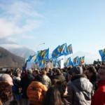 Gennaio 2011 - Oltre 3000 persone presenziarono quel giorno. Era il nostro NO alla privatizzazione di un bene pubblico così importante
