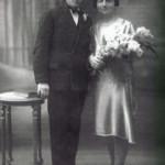 Parigi Malakoff 12 gennaio 1929 - Matrimonio di Vittorio Urbano con Elena Cortolezzis