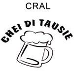 """Logo del gruppo di Cral """"CHEI DI TAUSIE"""""""